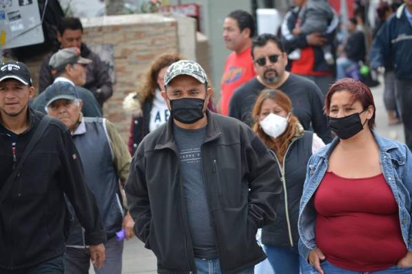 Semanas críticas en Baja California por el Covid-19.